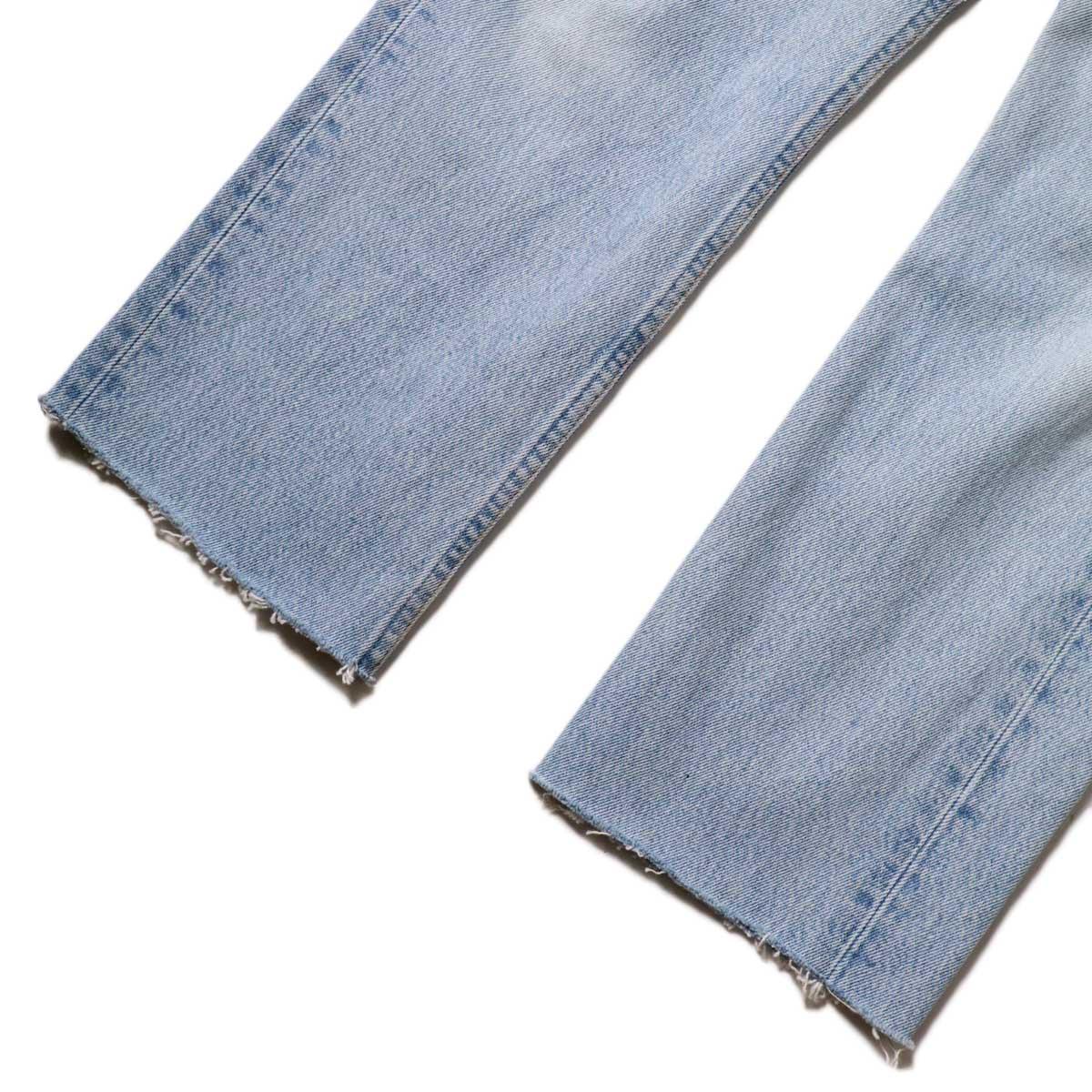 BONUM / BELTED 5P DENIM (28inch) -A 裾