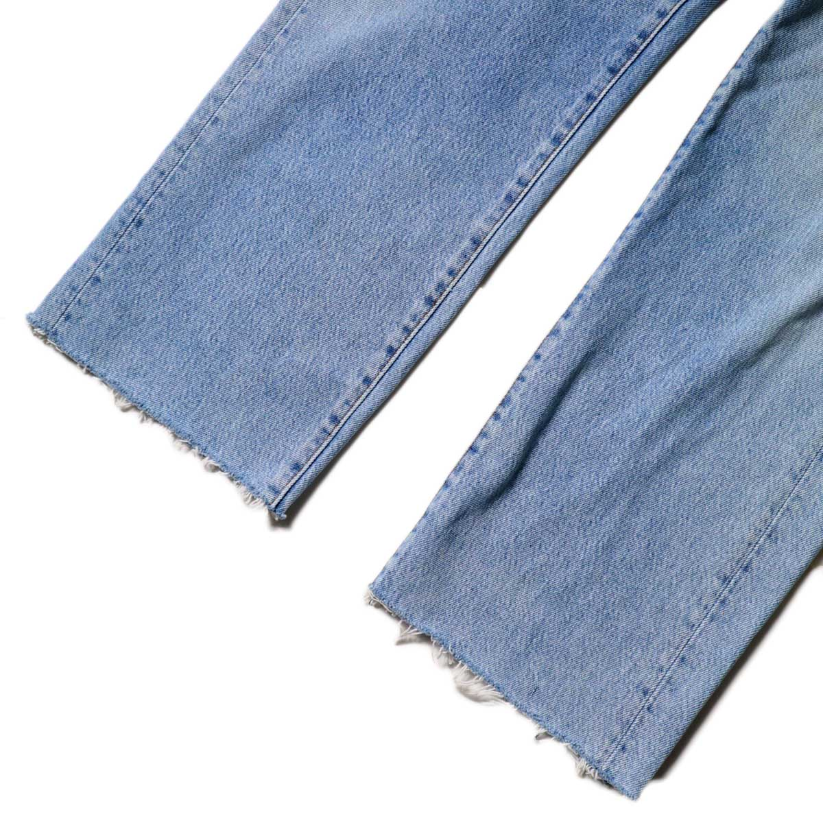 BONUM / BELTED 5P DENIM (30inch) -B 裾