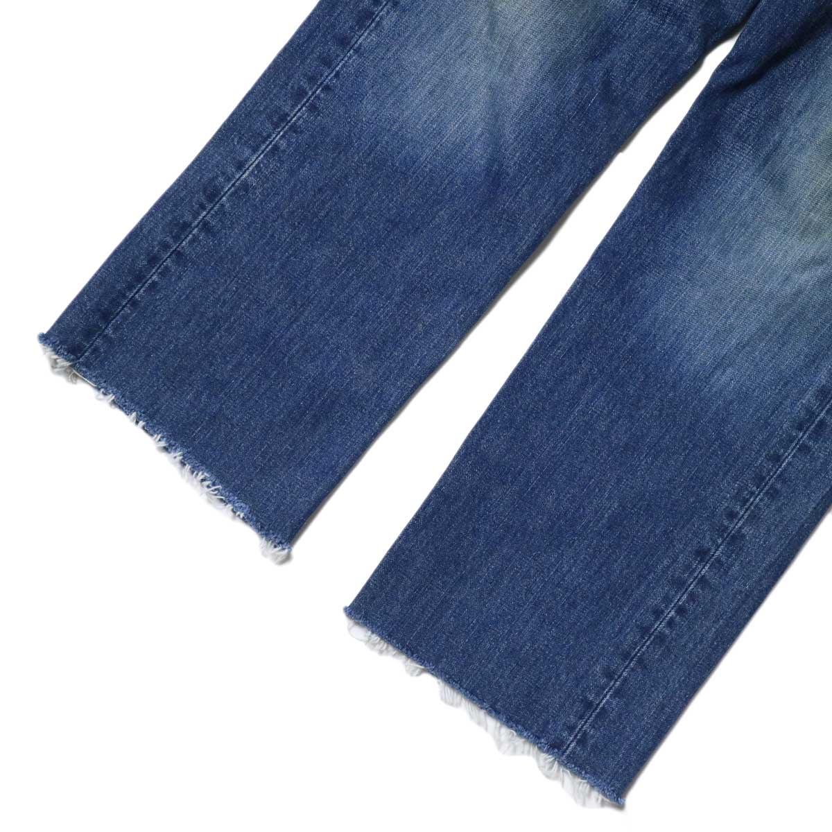 BONUM / BELTED 5P DENIM (32inch) -R 裾