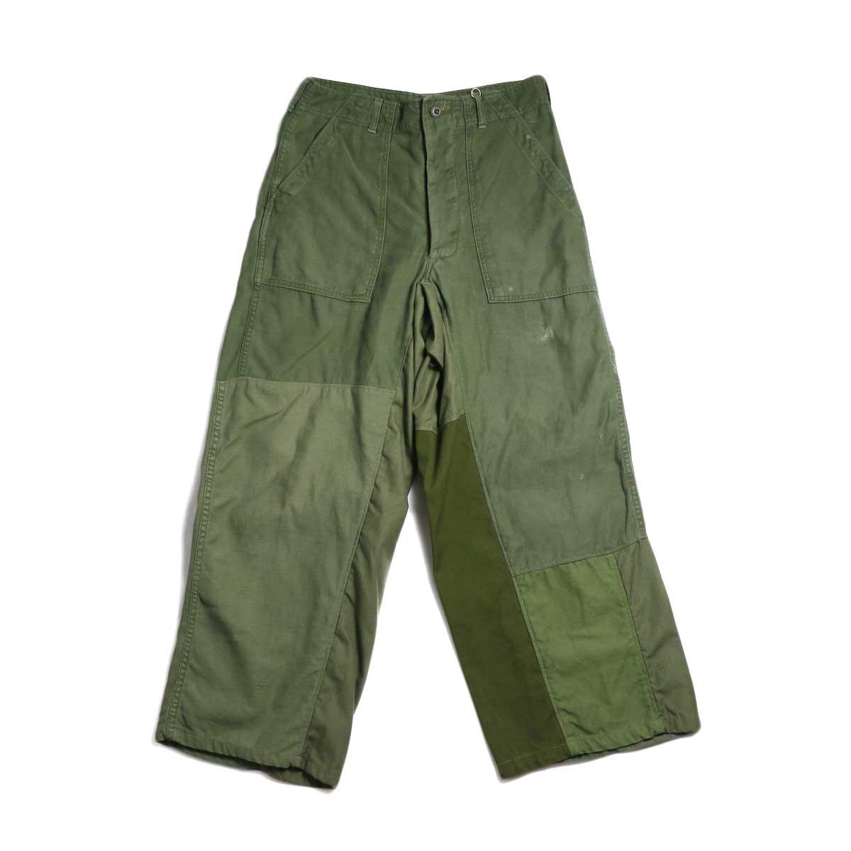 BONUM / Military FAT Pants (A) 正面