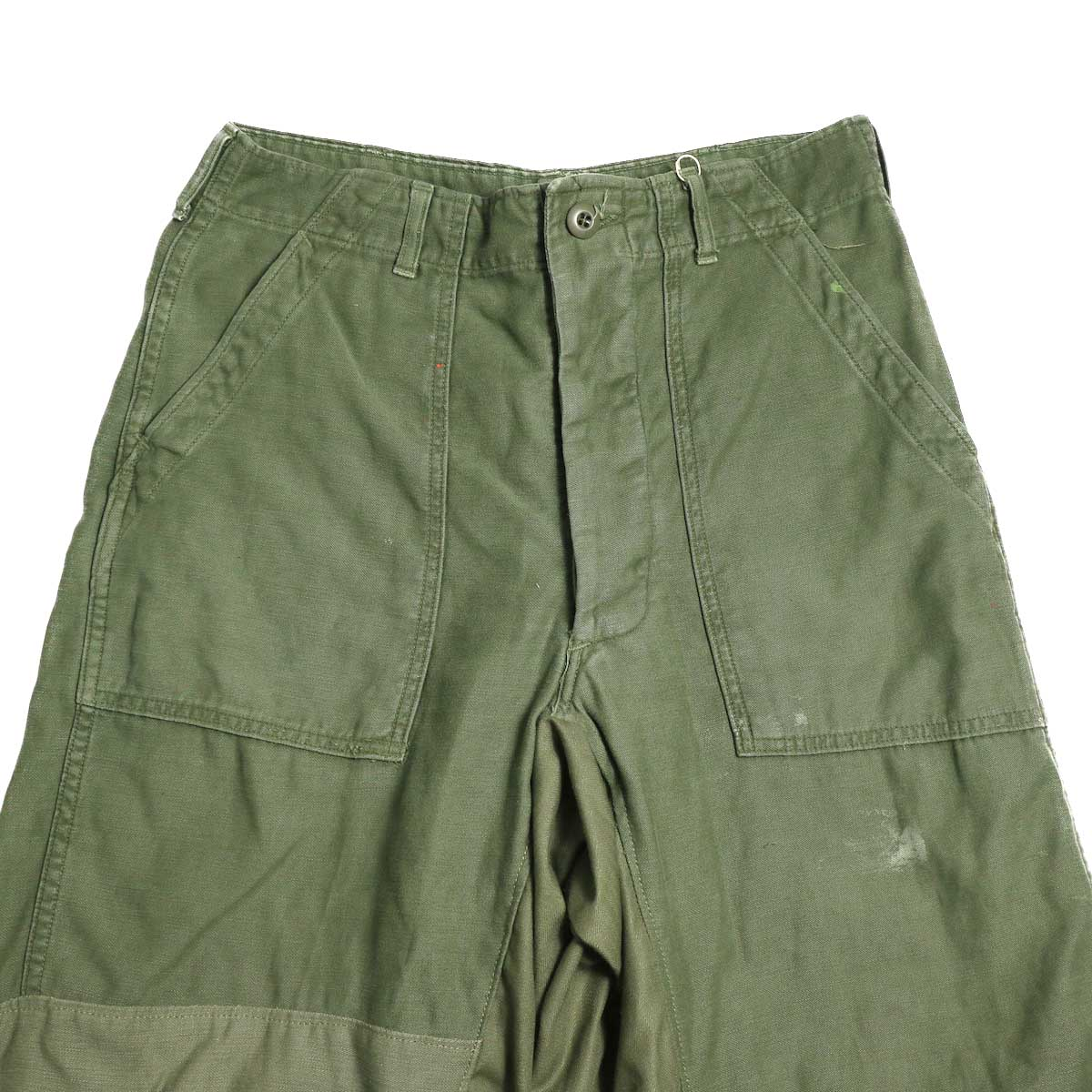 BONUM / Military FAT Pants (A) 股上