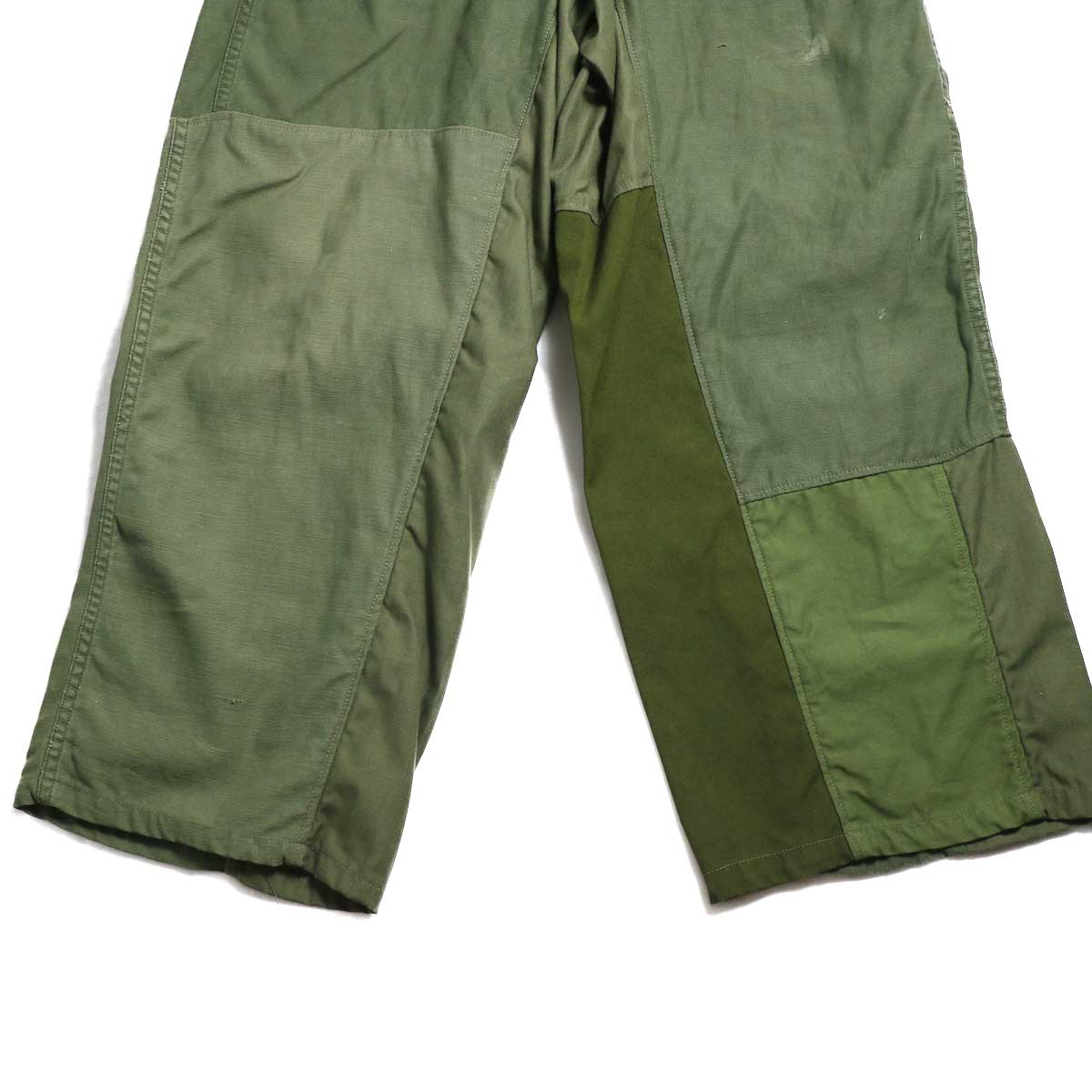 BONUM / Military FAT Pants (A) 股下