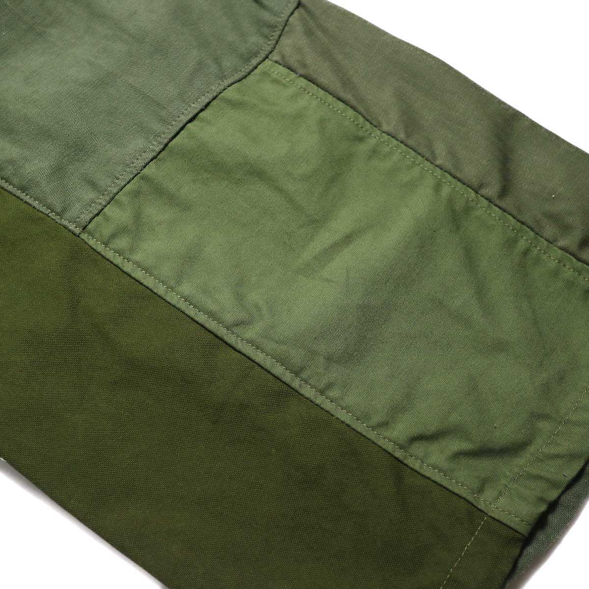 BONUM / Military FAT Pants (A) パッチワーク