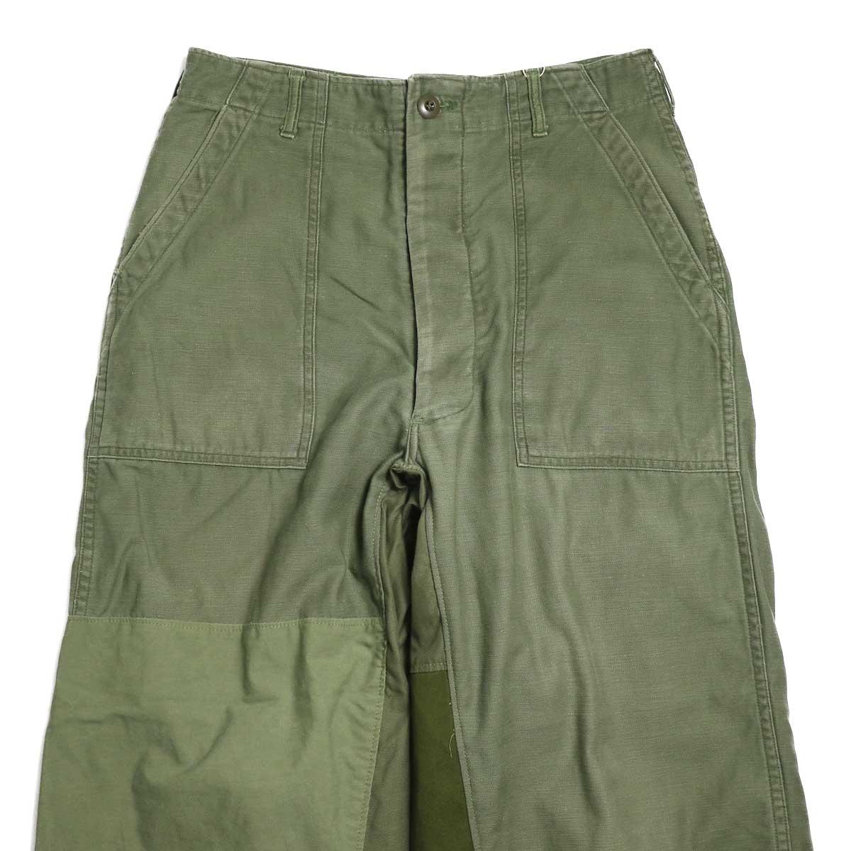 BONUM / Military FAT Pants (Btype) 股上