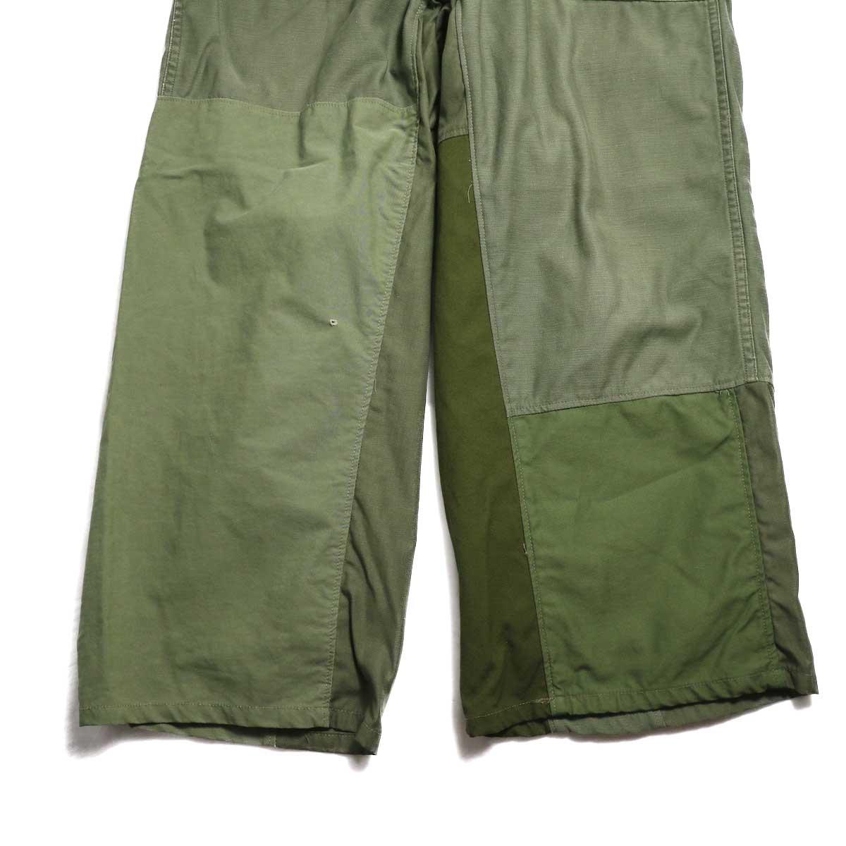 BONUM / Military FAT Pants (Btype) 股下