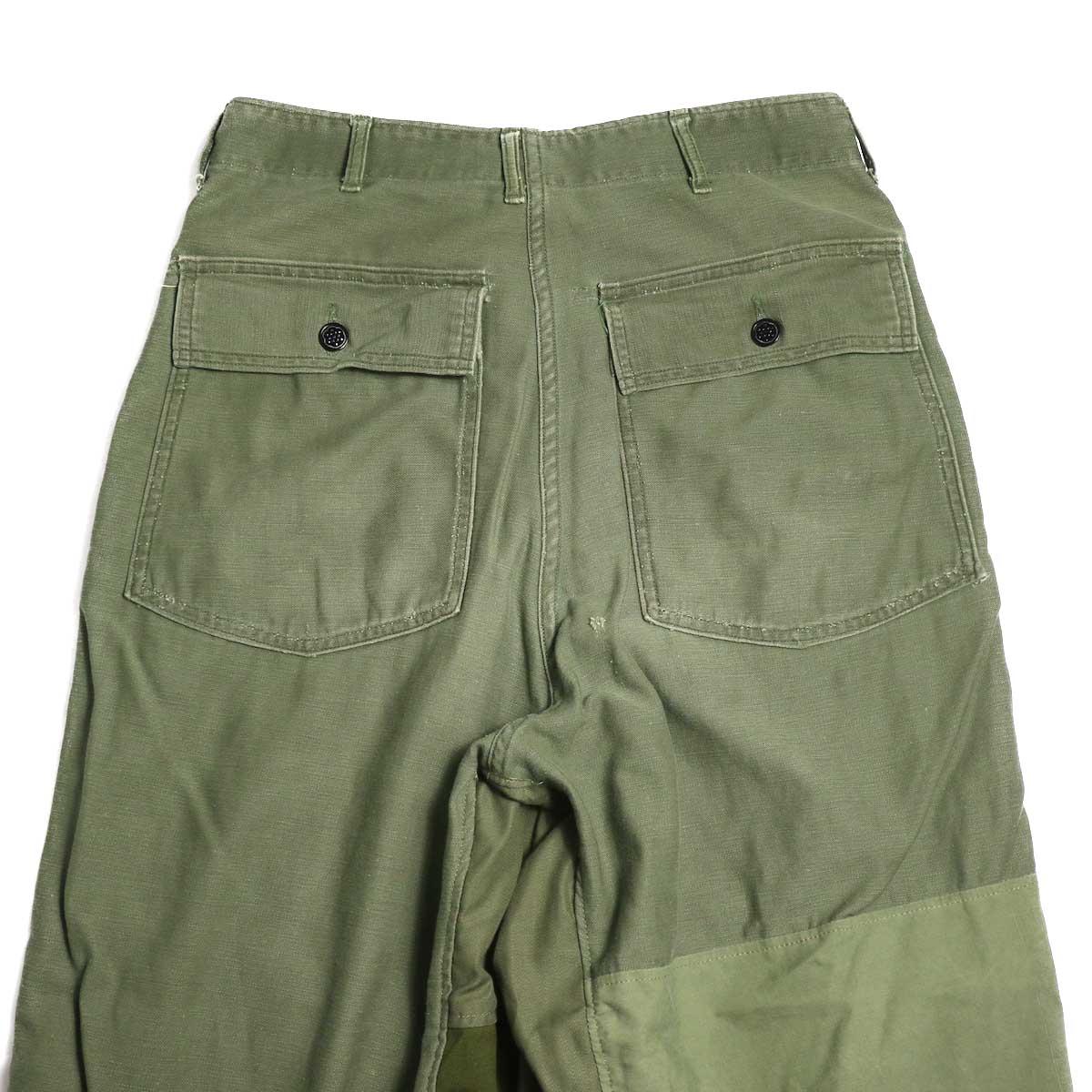 BONUM / Military FAT Pants (Btype)  フラップポケット