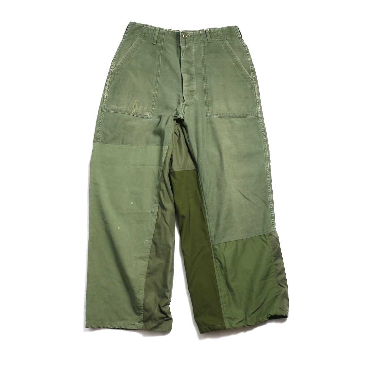 BONUM / Military FAT Pants (typeC) 正面
