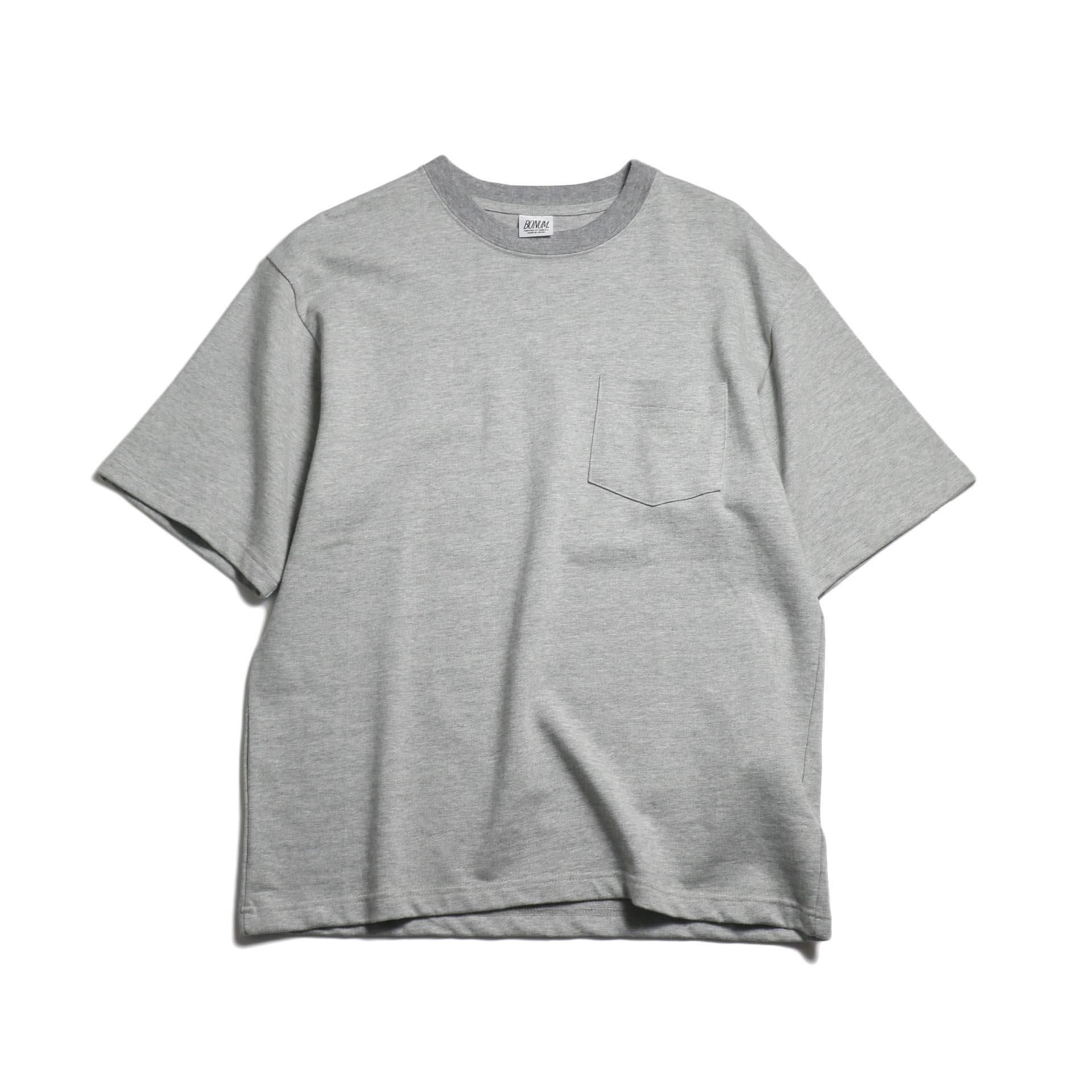 BONUM / Bonum Tee -Gray