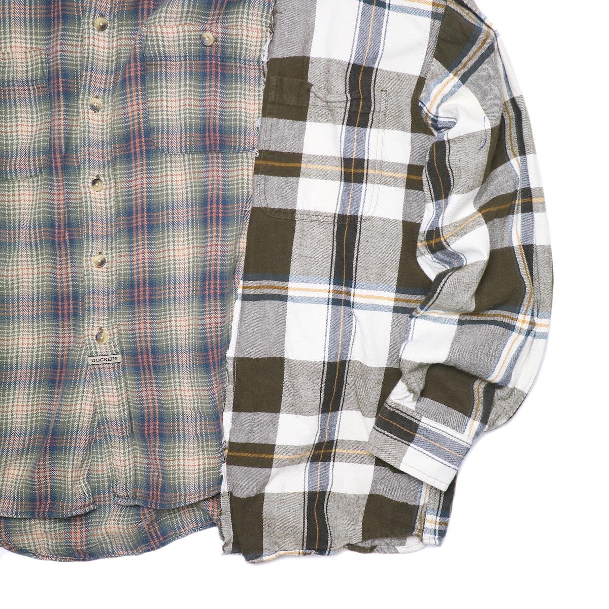 BONUM / W NEL SH (typeD) 裾・袖