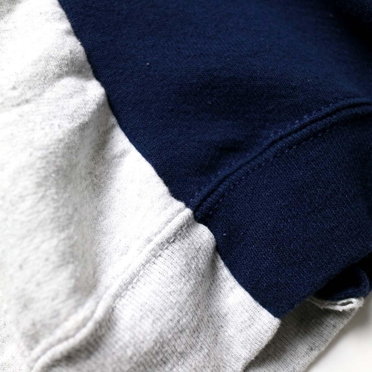 BONUM / W SWEAT (typeC)裾