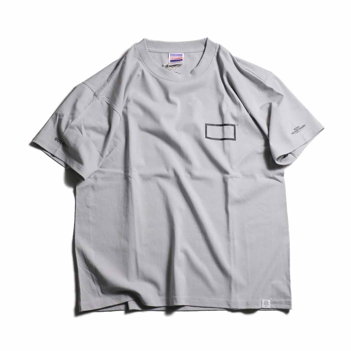 BEDWIN & THE HEARTBREAKERS × BOTANIZE Photo T-Shirts (gray)