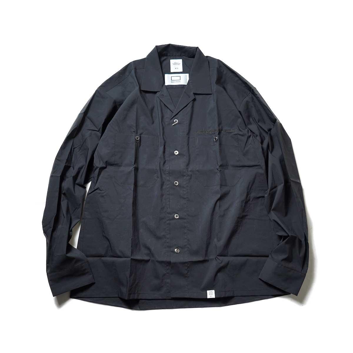 BOTANIZE × BEDWIN & THE HEARTBREAKERS / Long sleeve-shirt