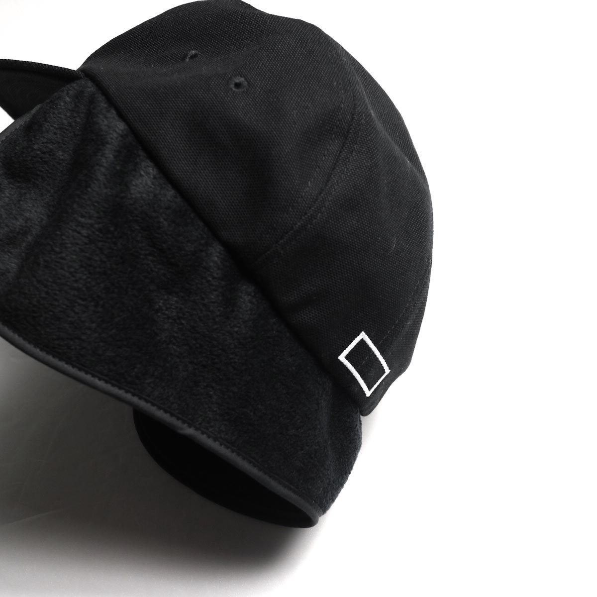 BOTANIZE / 【EXOTIC PLANTS LOVERS】 EAR FLAP CAP ロゴ