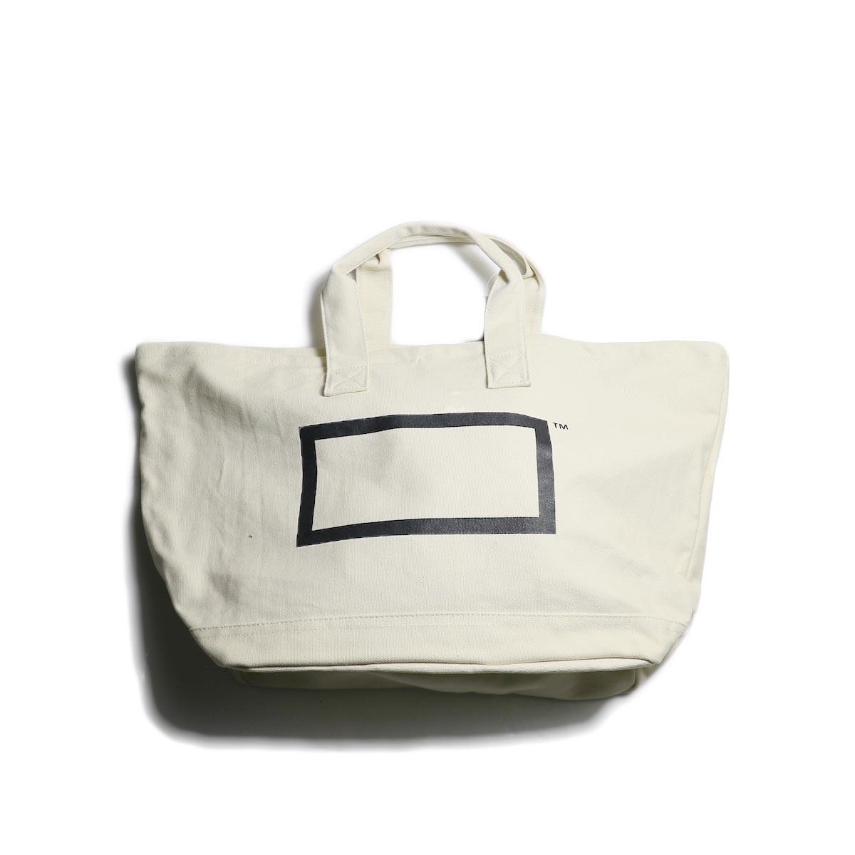 BOTANIZE / Logo Mark Tote Bag 正面