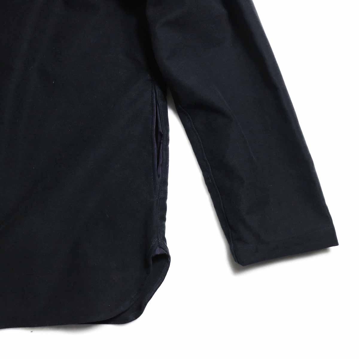 BRENA / Travail Key Smock -Navy 裾