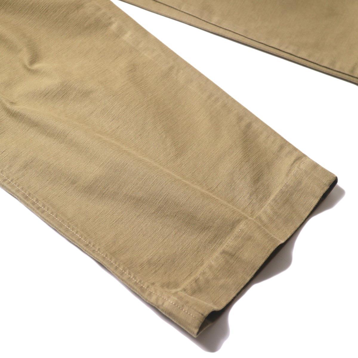 BRENA / Coq Pants (beige) 裾
