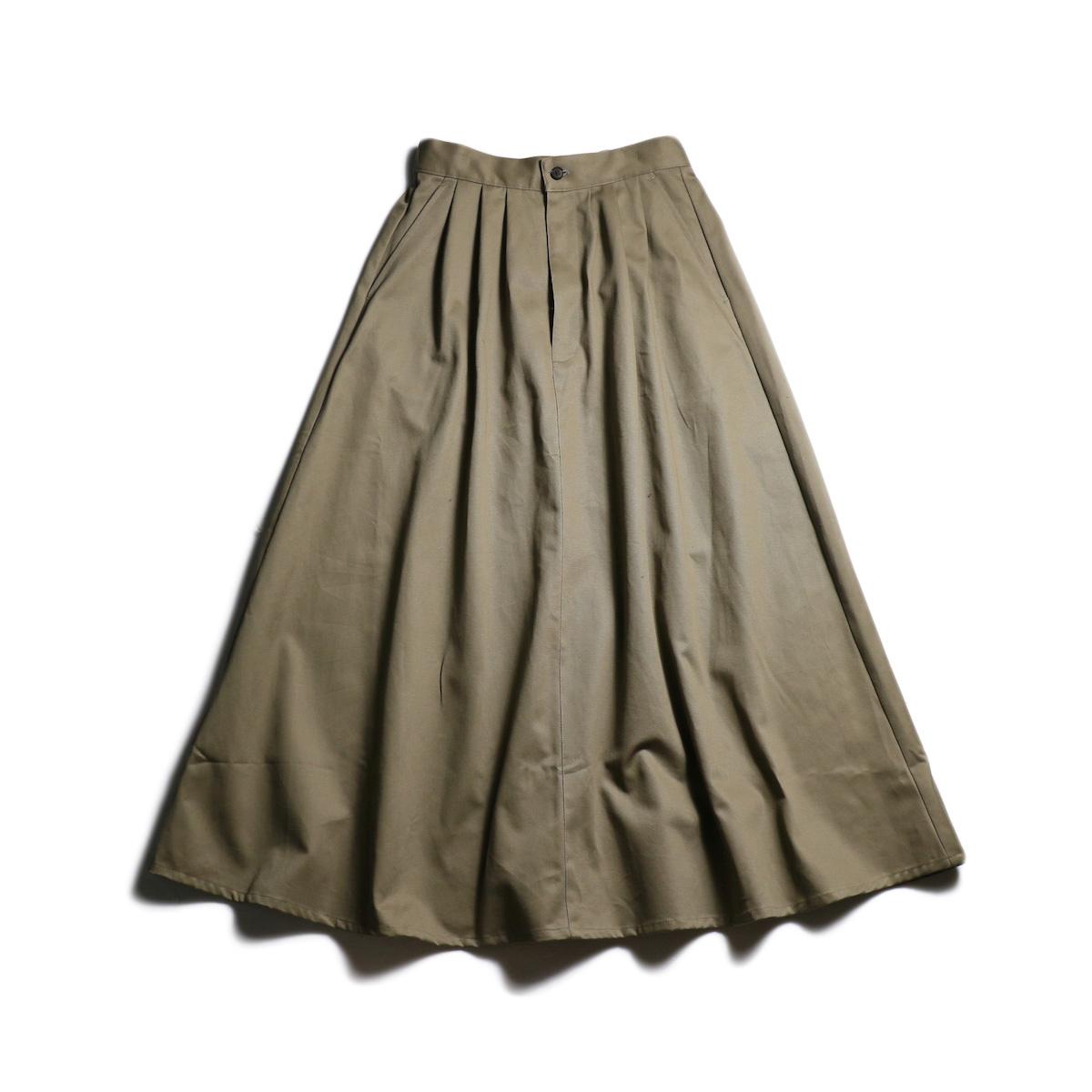 BRENA / Coton Jupe (Camel)