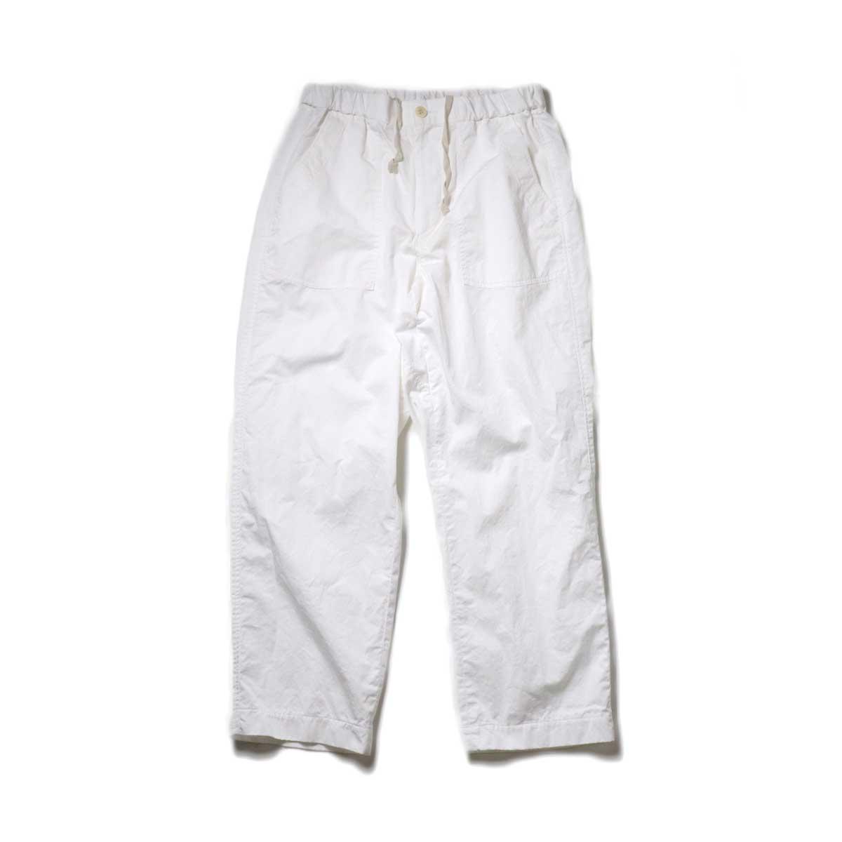 BRENA / String Baker -Cotton Linen Kersey (Off)