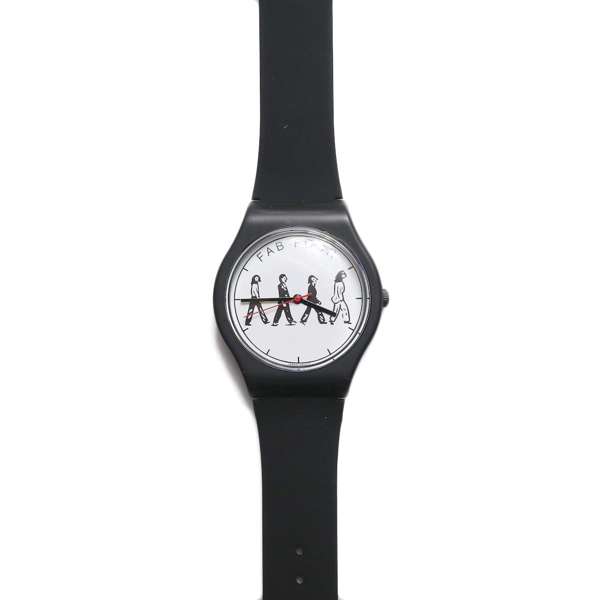Christopher Brown / Watch -FAB01 正面