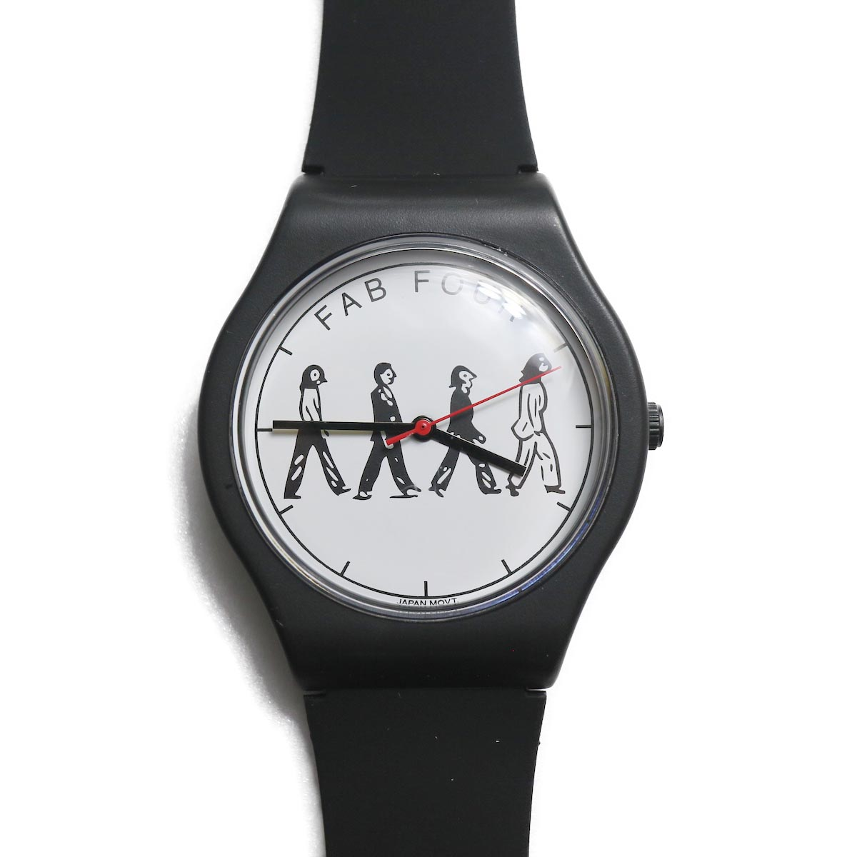 CHRISTOPHER BROWN / WATCH FAB01 文字盤