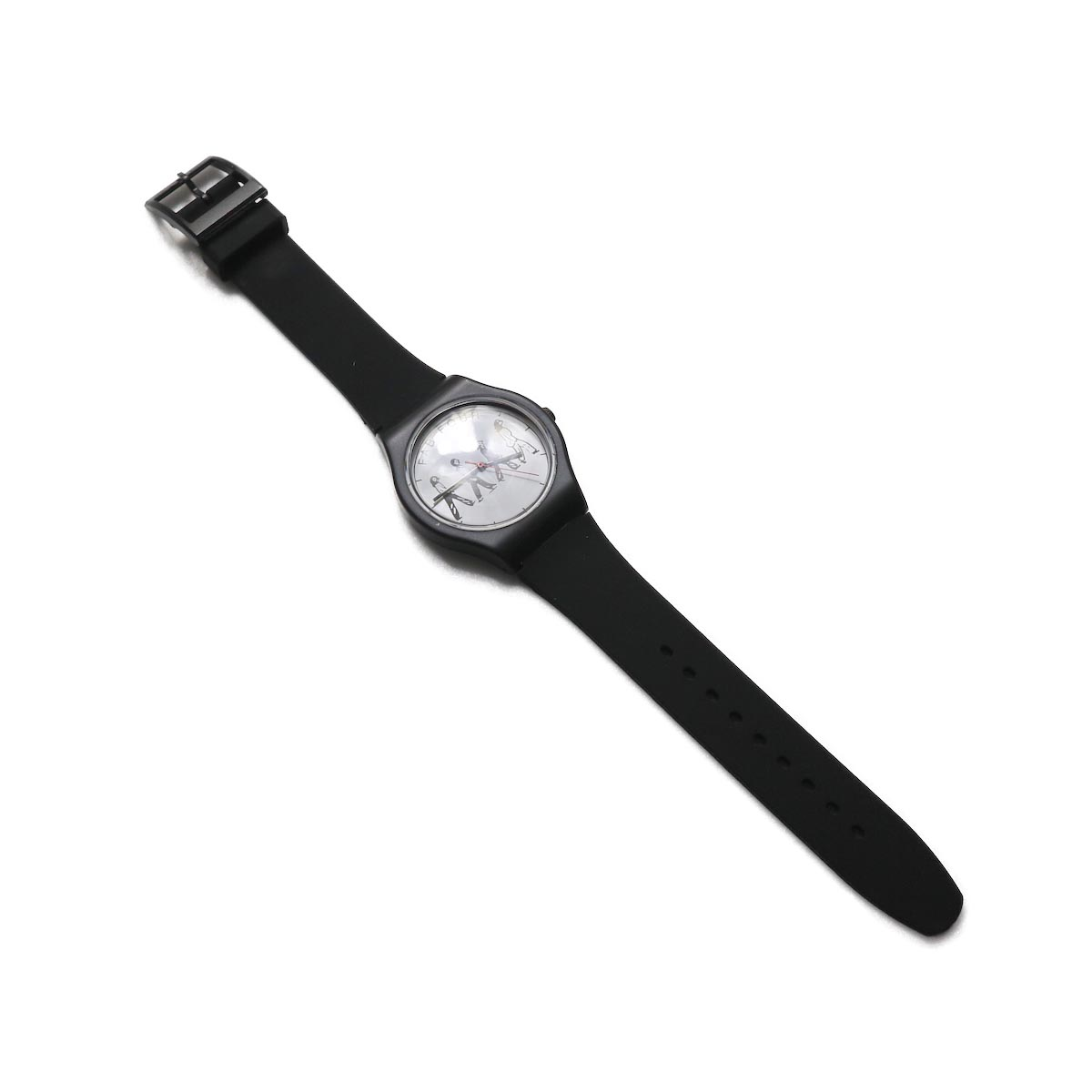 CHRISTOPHER BROWN / WATCH FAB01 全体