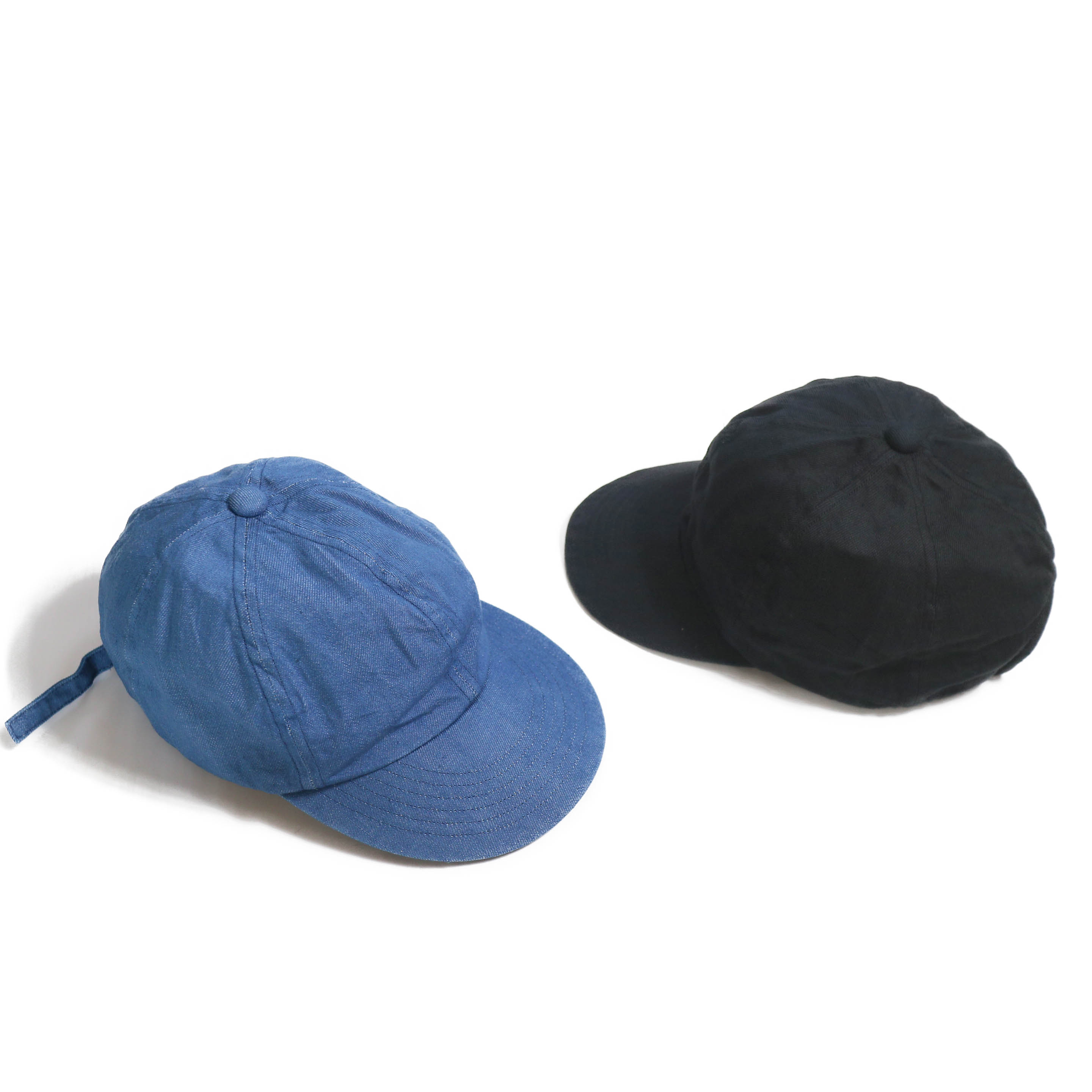 COMES AND GOES / DENIM CAP (NO.12306)