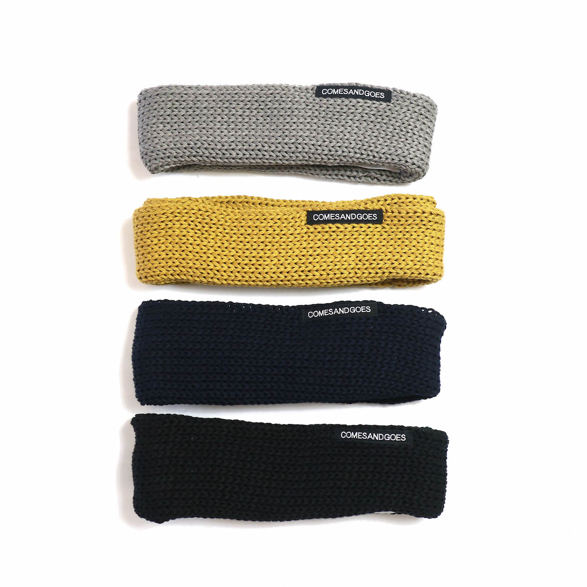 COMES AND GOES / NAME HEAD BAND