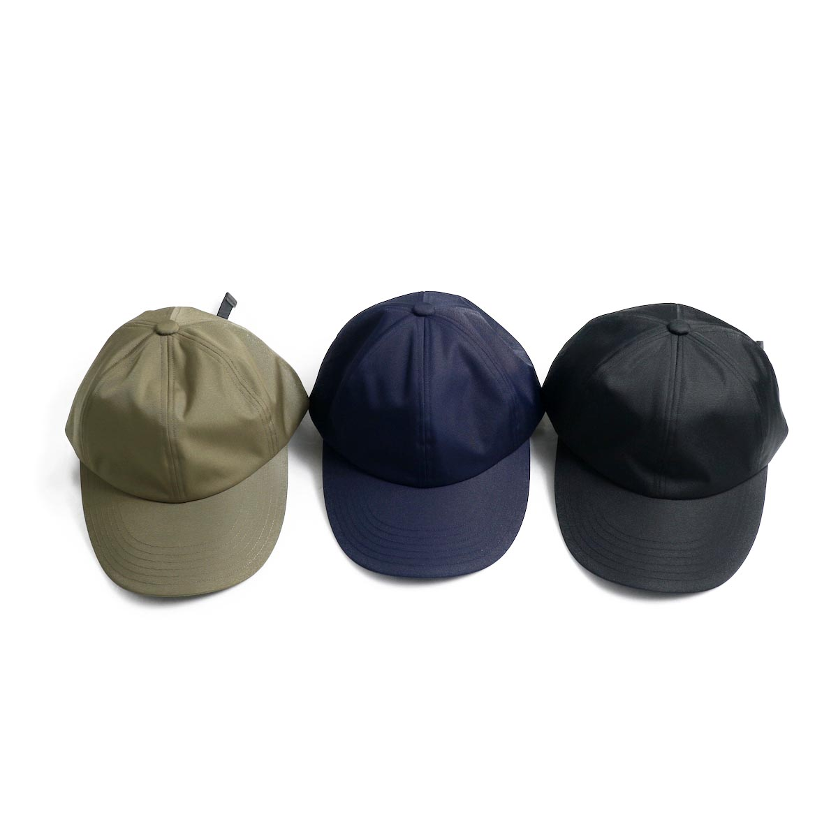 COMES AND GOES / CORDURA Cap (NO.14505) 3色