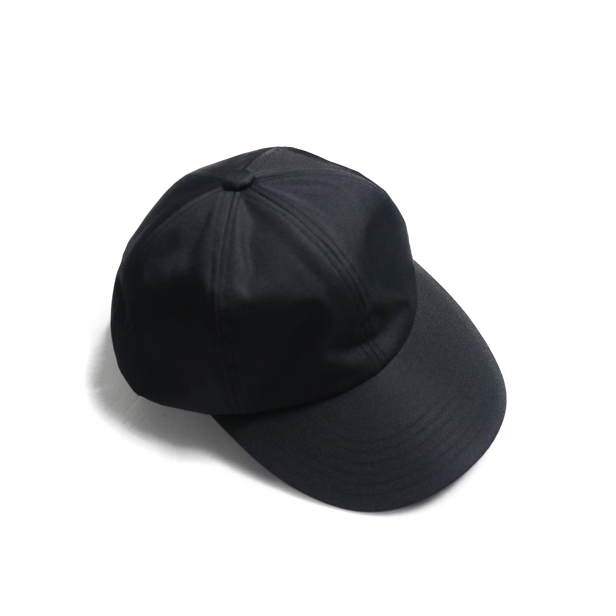 COMES AND GOES / CORDURA Cap (NO.14505) BLACK