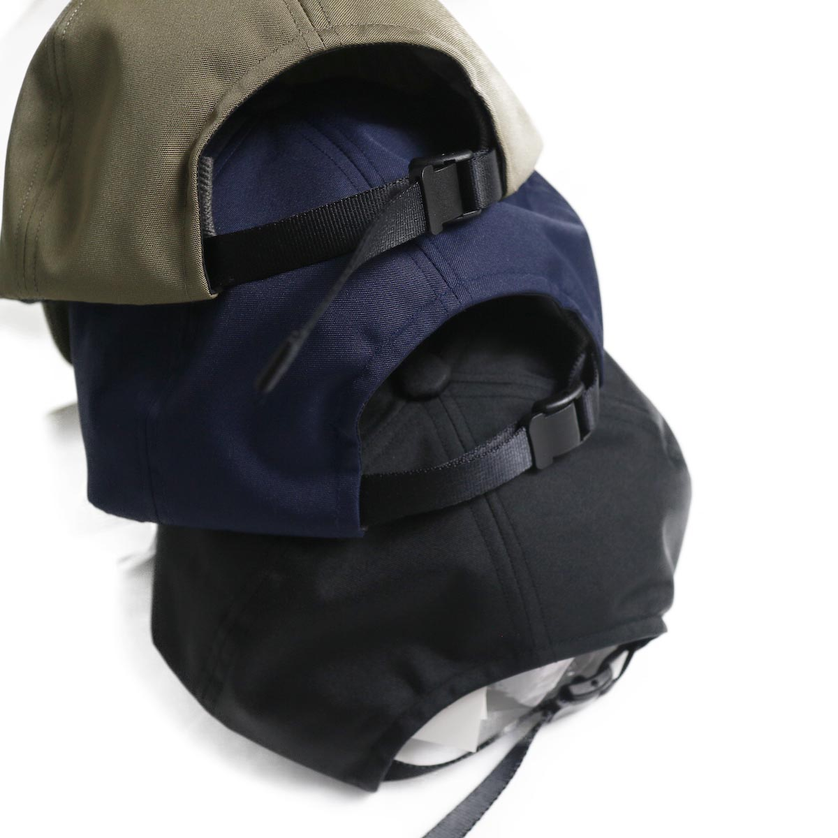 COMES AND GOES / CORDURA Cap (NO.14505) アジャスター
