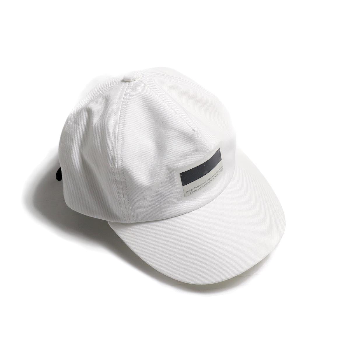 COMESANDGOES / Coating Assort Cap (NO.14508) WHITE