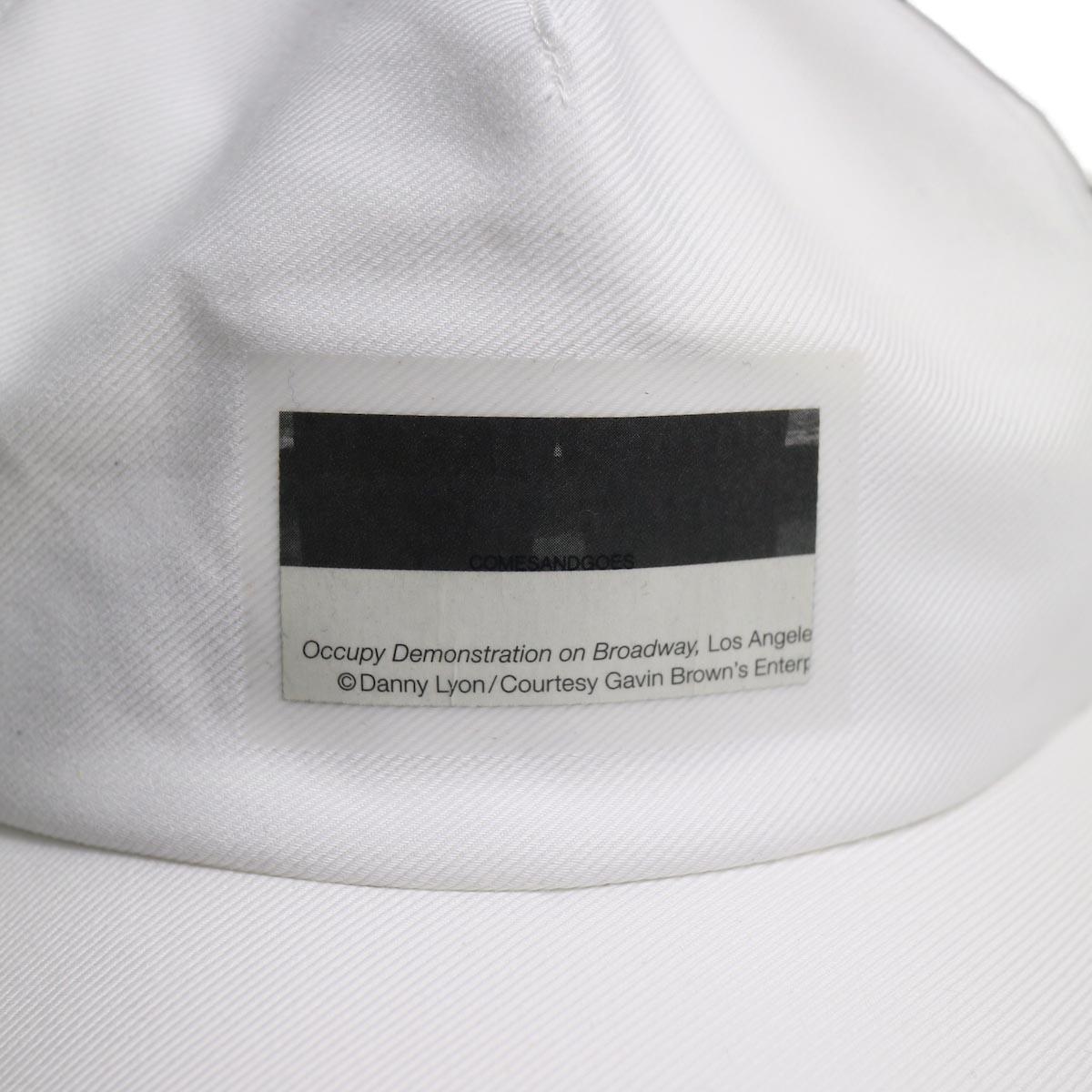COMESANDGOES / Coating Assort Cap (NO.14508) デザインサンプル2