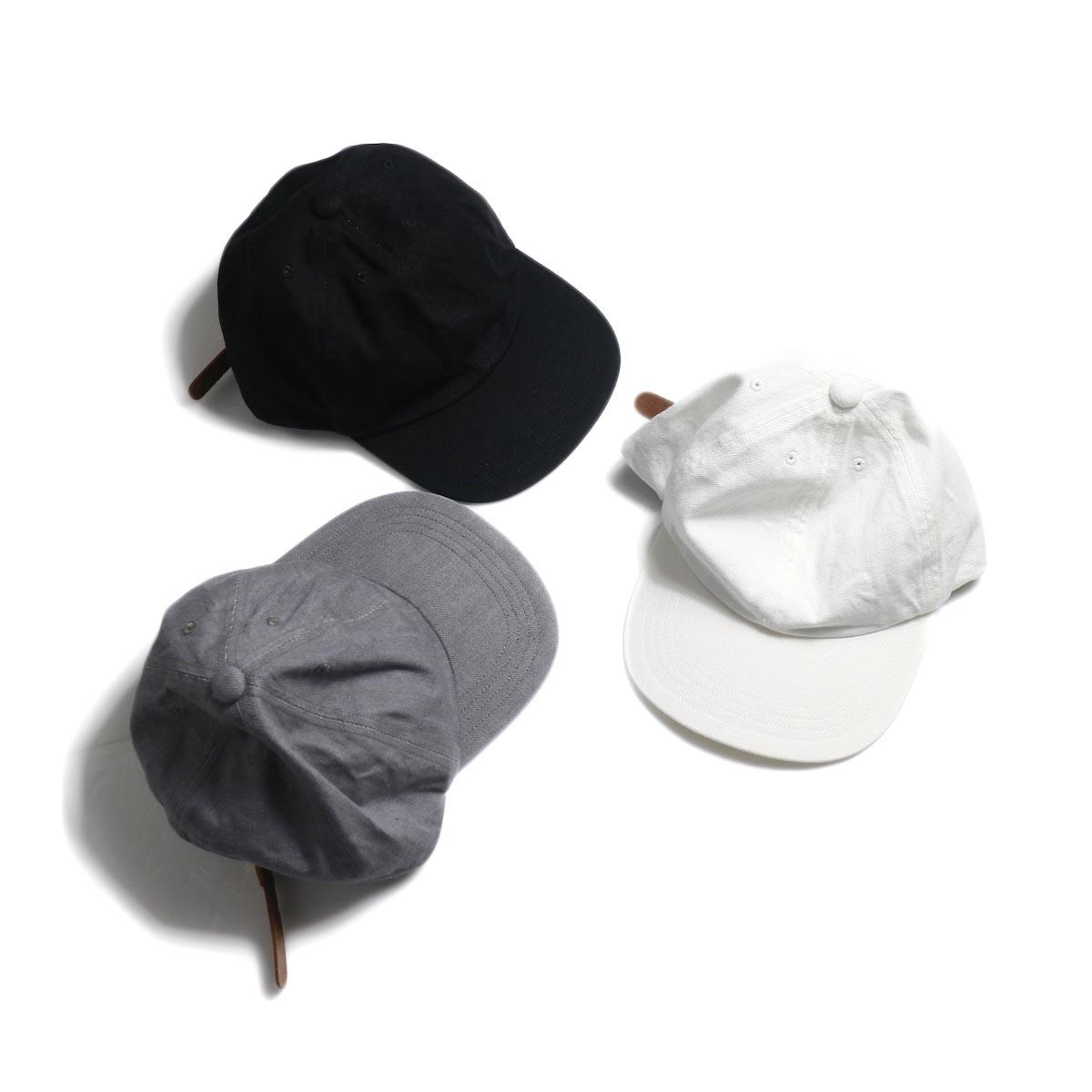 COMESANDGOES / Denim Cap (NO.14519) 3色②