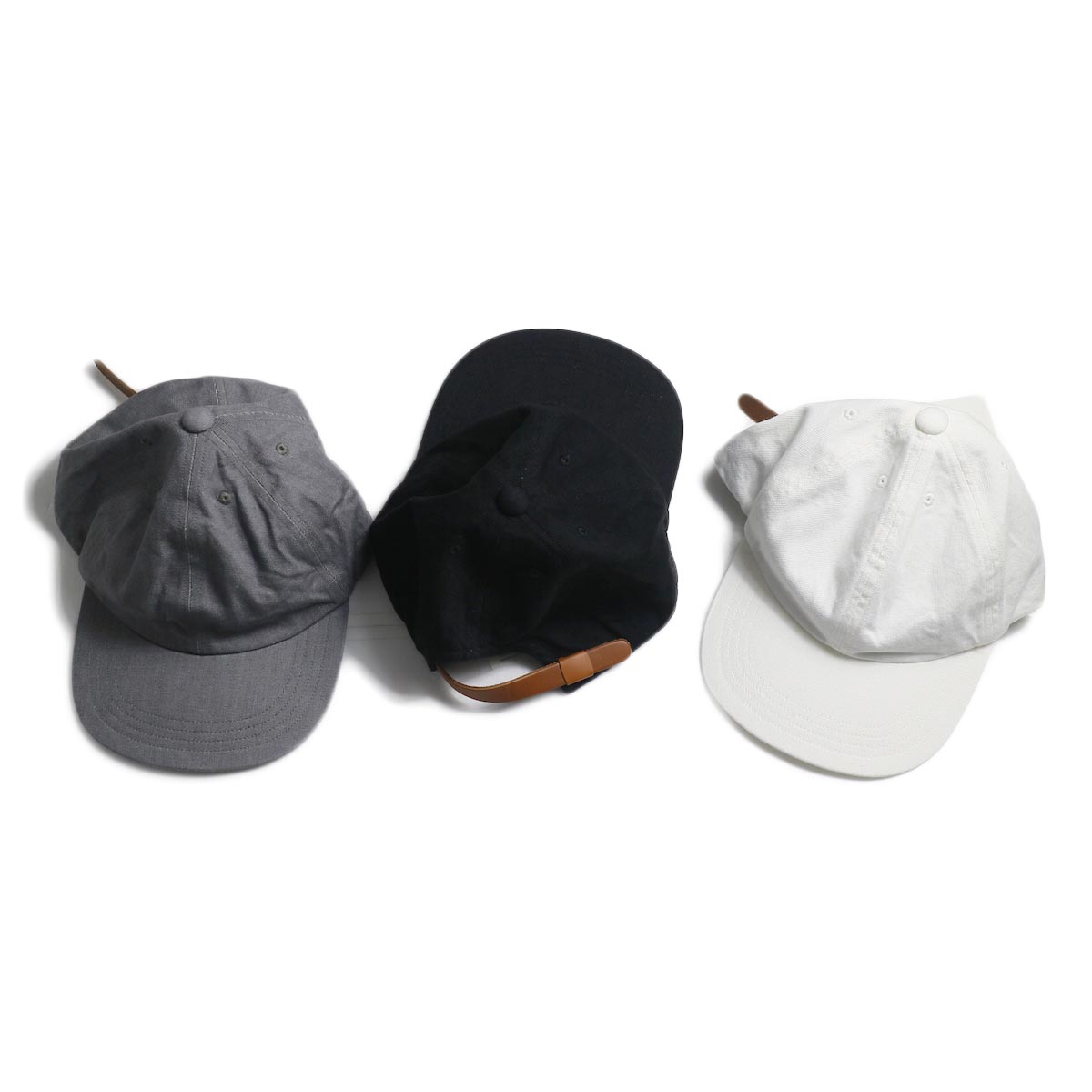 COMESANDGOES / Denim Cap (NO.14519)