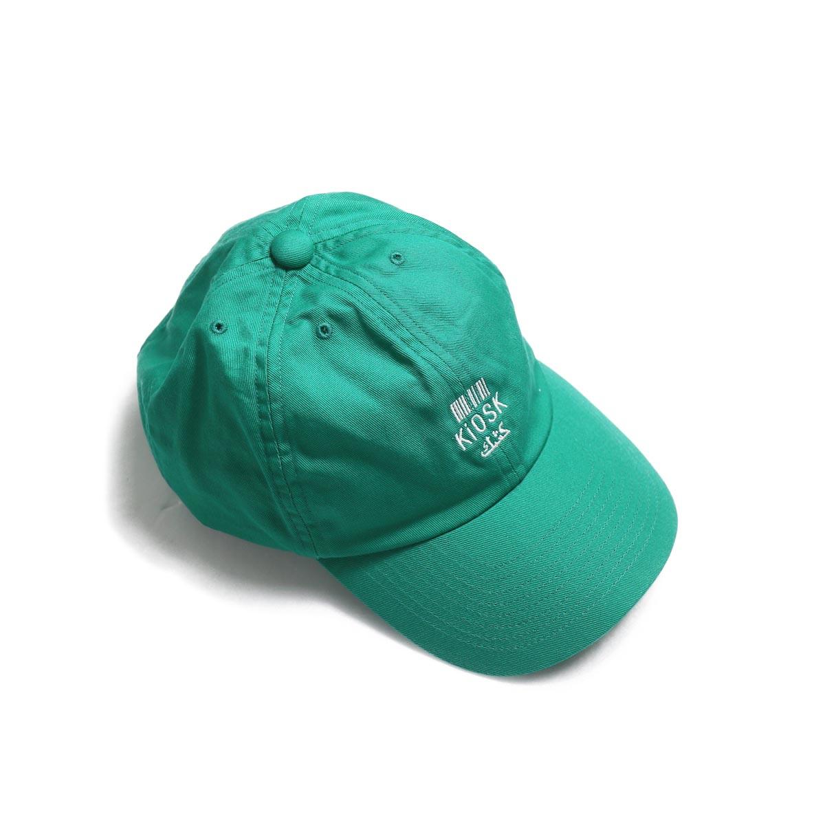 COMESANDGOES / Embroidery Cap (NO.14520) mintgreen