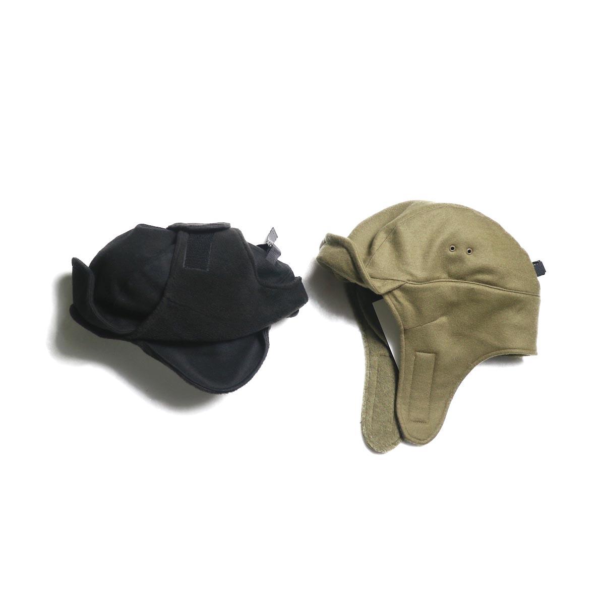 COMESANDGOES / Army Ear Cap