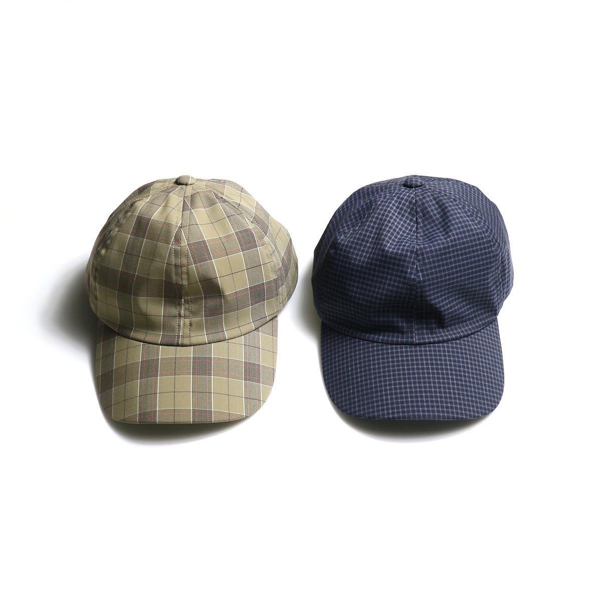 COMESANDGOES / Check Cap (No.16588)