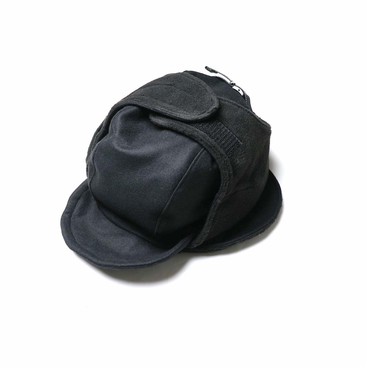 COMESANDGOES / Army Ear Cap (No.17643)