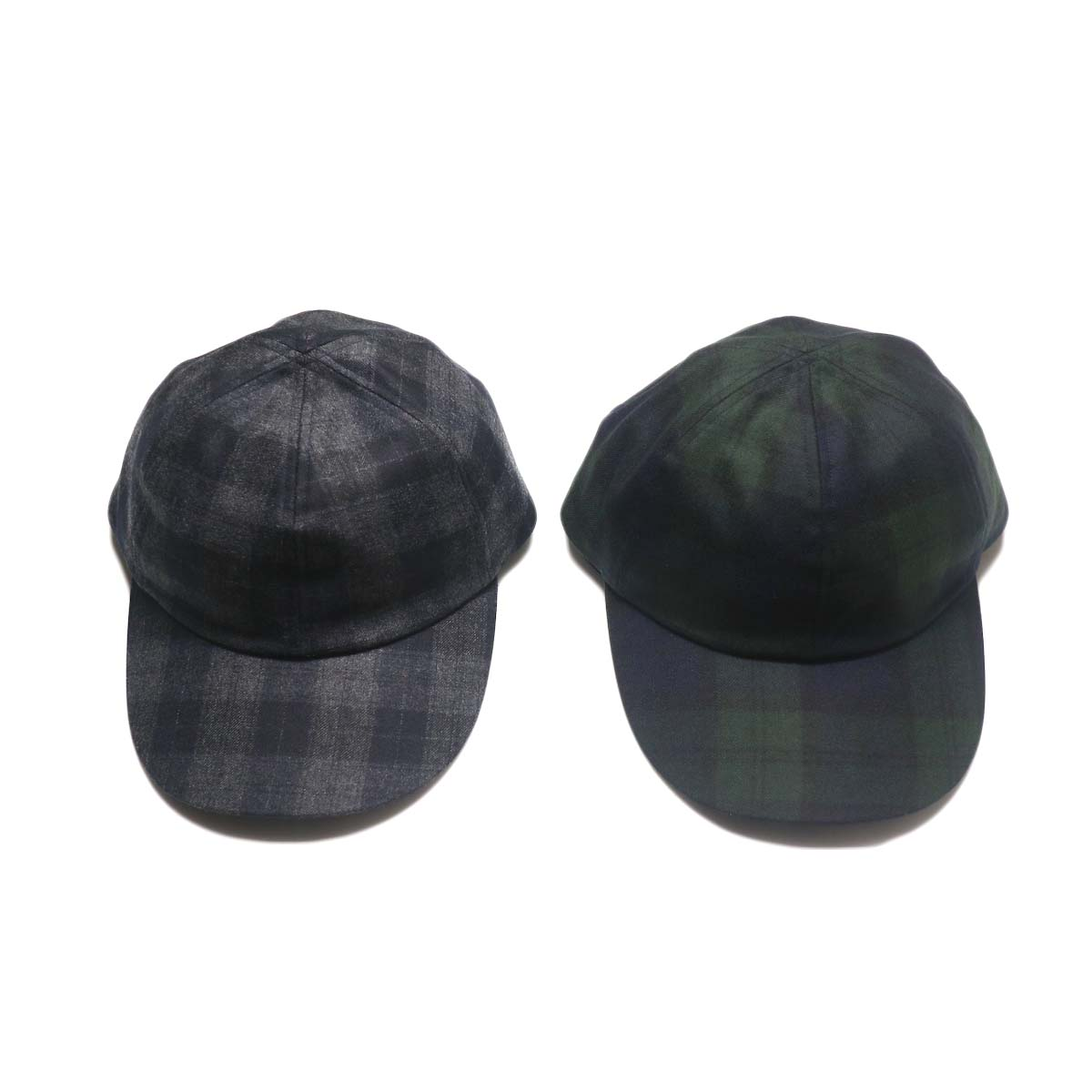 COMESANDGOES / Check Cap (No.17647)