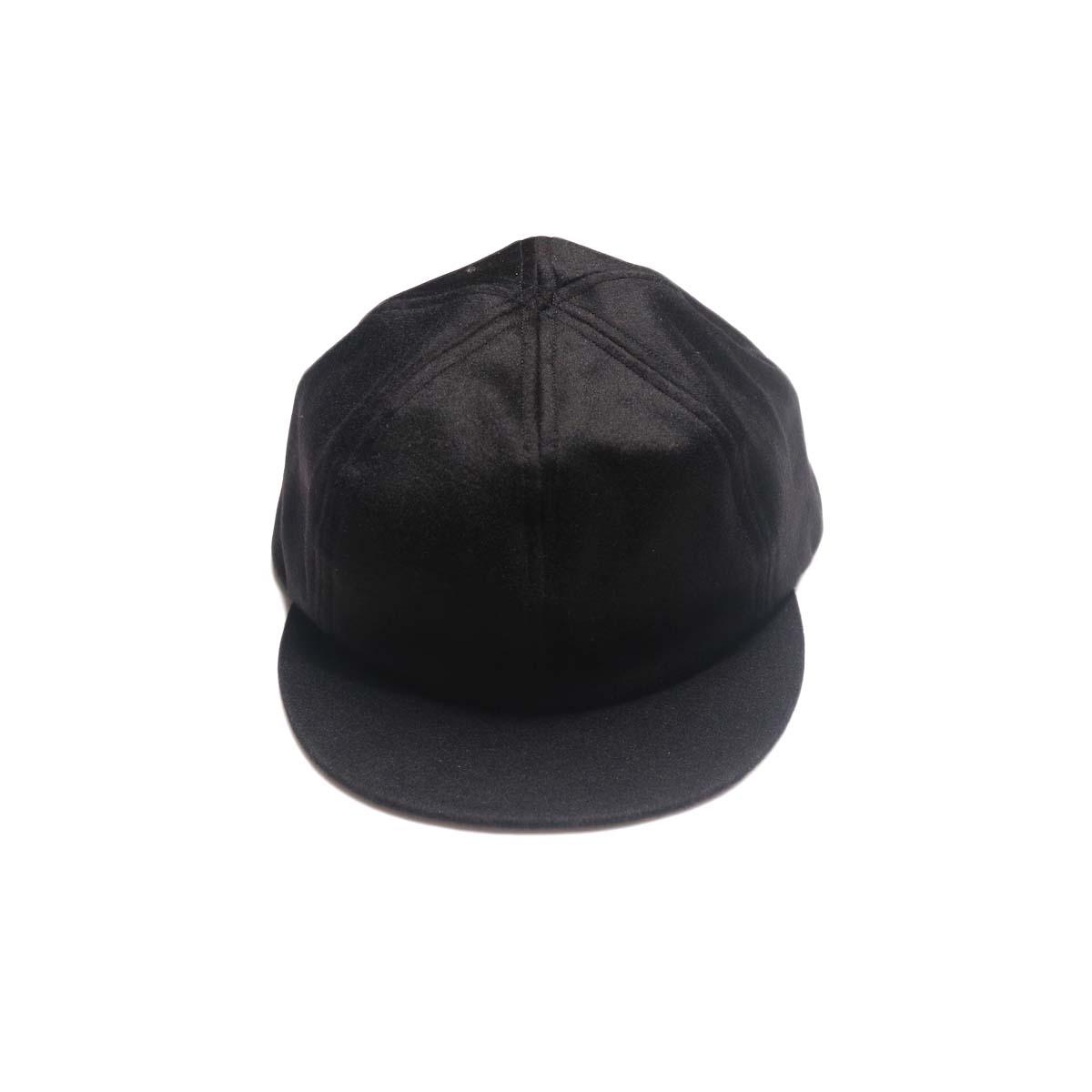 COMESANDGOES / Cashmere 100 Short Brim Cap (No.17650)