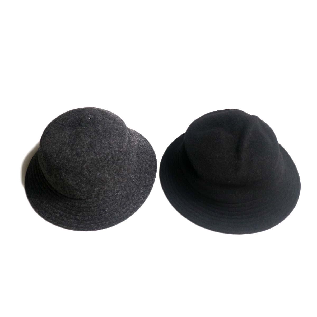 COMESANDGOES / Wool Hat (No.17655)