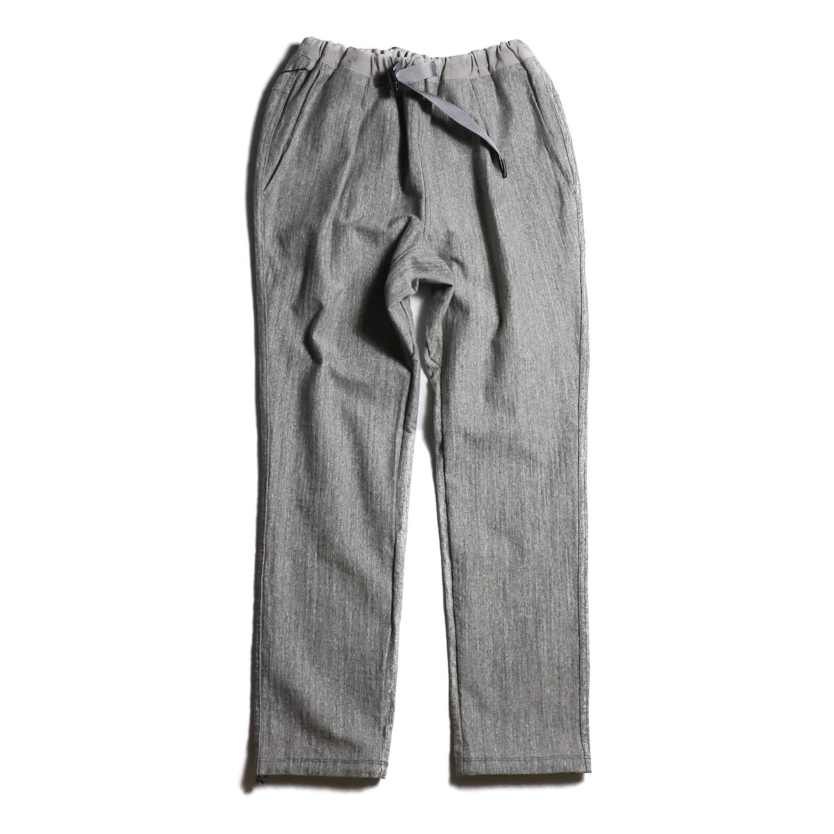 CURLY / DELIGHT CLIMBING TROUSERS with RAIN DELIGHT -GRAY