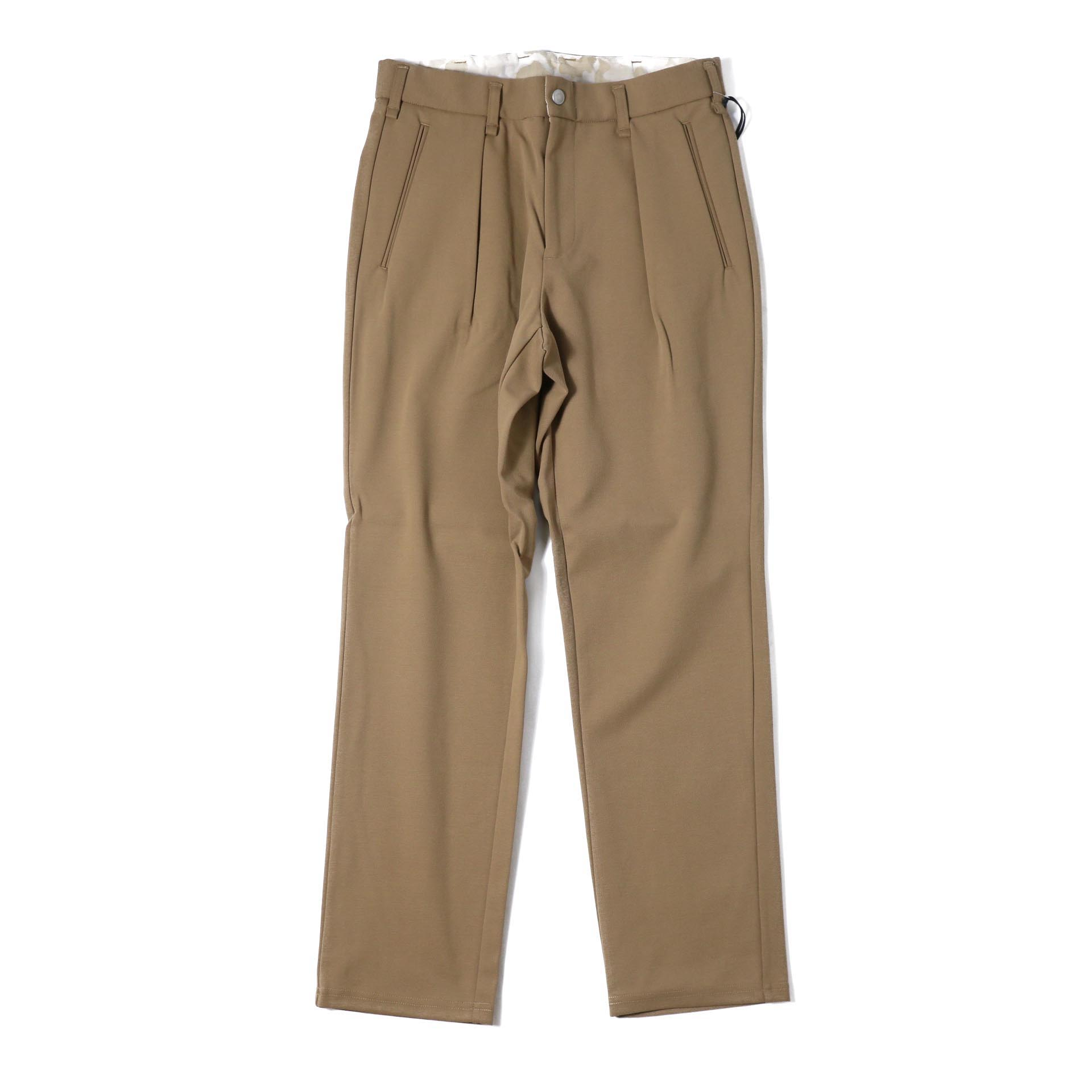 CURLY / HOXTON TROUSERS -BEIGE