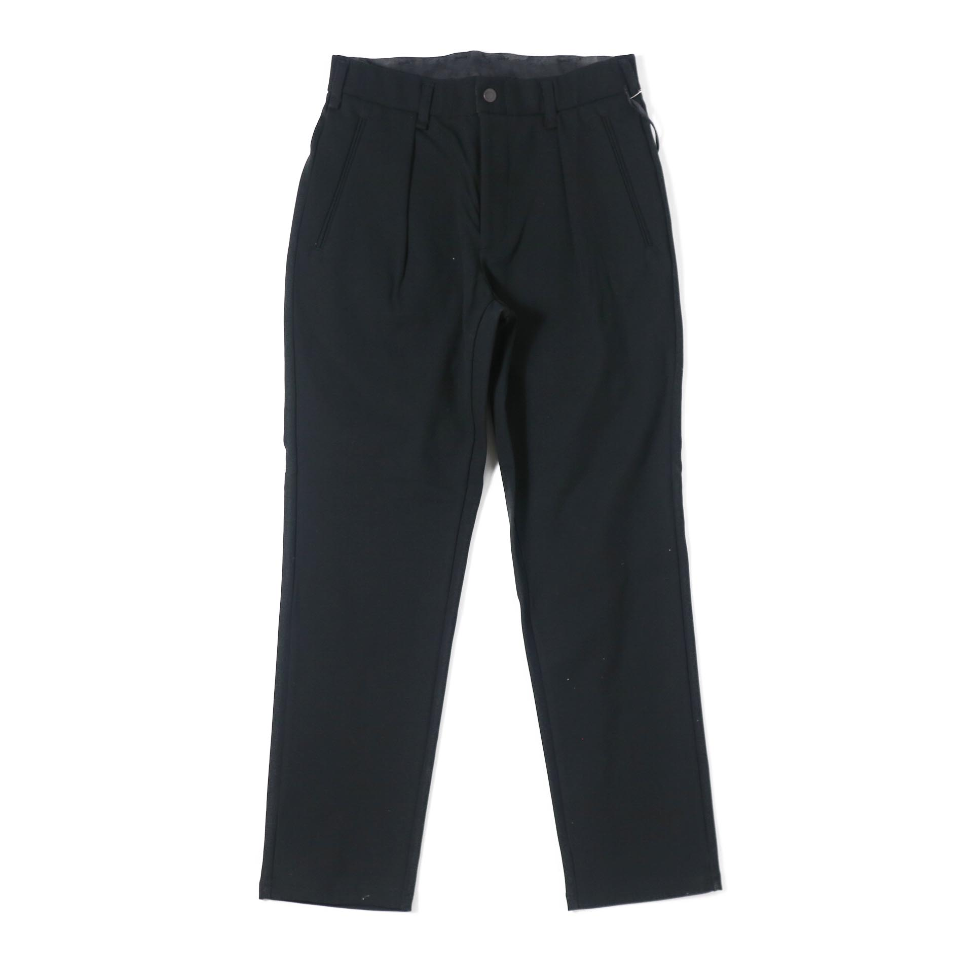 CURLY / HOXTON TROUSERS -BLACK