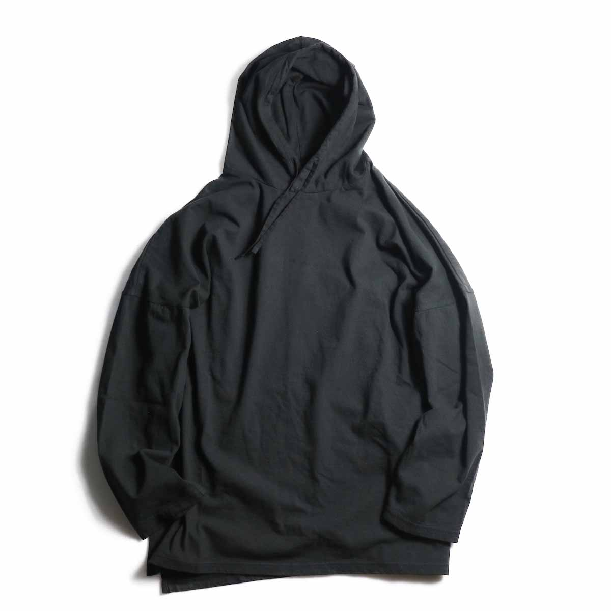 CURLY / Frosted LS Parka -Black