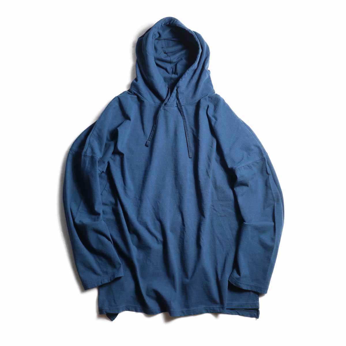 CURLY / Frosted LS Parka -Ink Blue