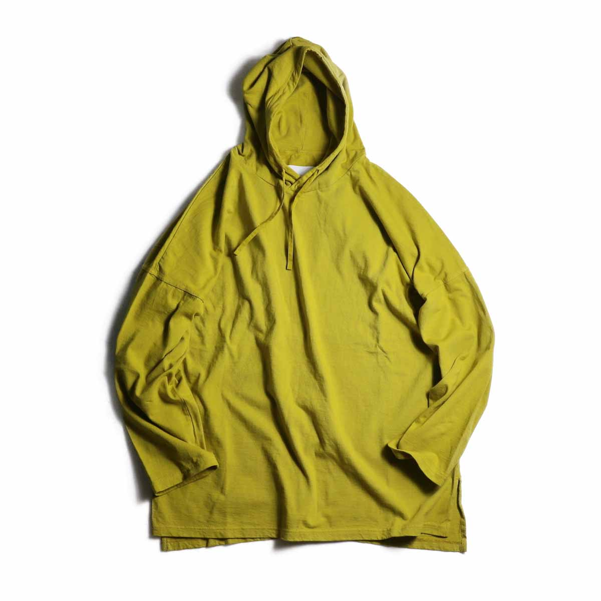 CURLY / Frosted LS Parka -Saffron Yellow