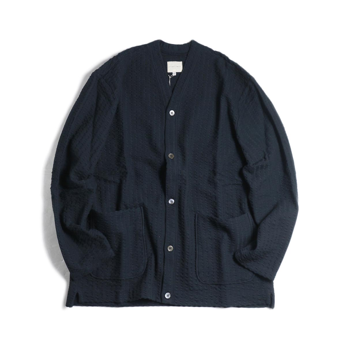 CURLY / Hoxton Carde -Dk.Navy