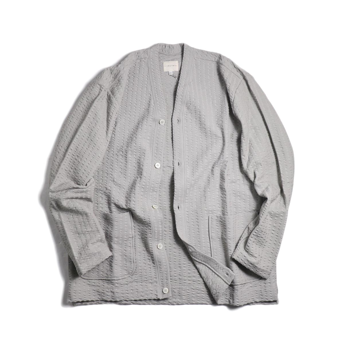 CURLY / Hoxton Carde -Lt.Gray