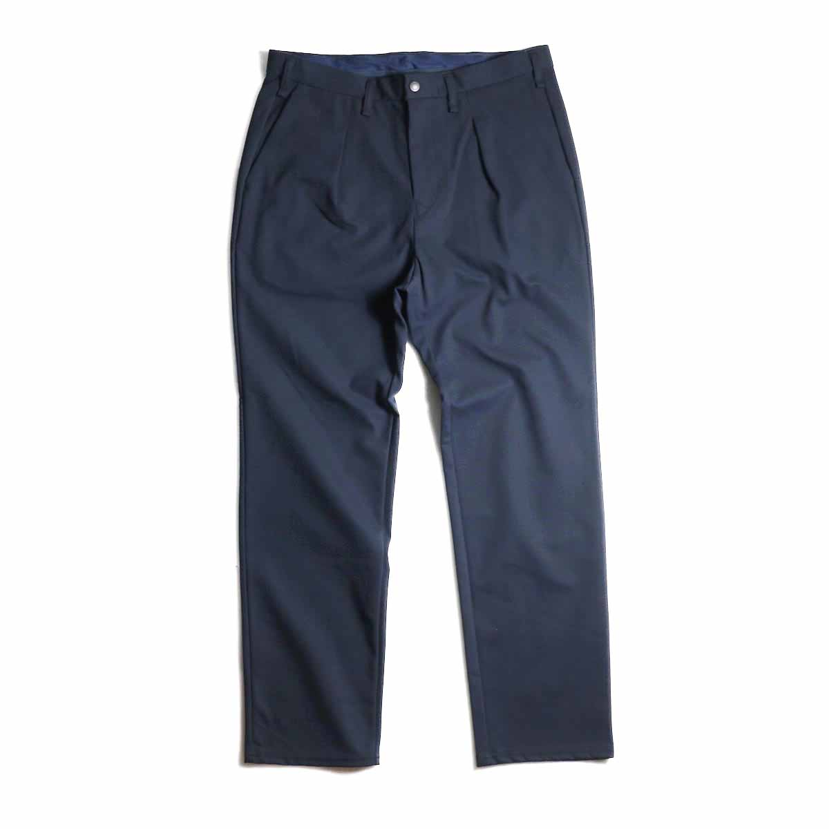 CURLY / Track Trousers -Navy